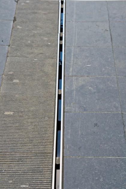 Open gutters urban green blue grids - Amar atelier ...