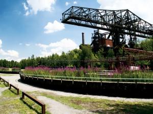 Landscape park Duisburg-Nord
