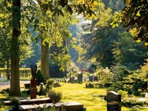 Groene begraafplaatsen
