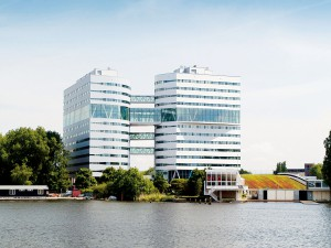 Waternet office, Amsterdam