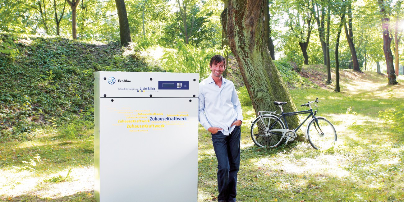 Efficient use of renewable and fossil sources
