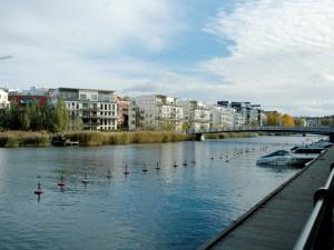 Hammarby Sjöstad, Stockholm, Zweden
