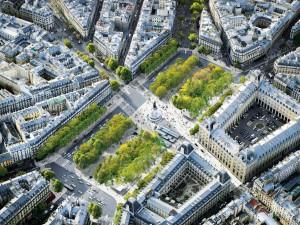 Place de la République, Parijs