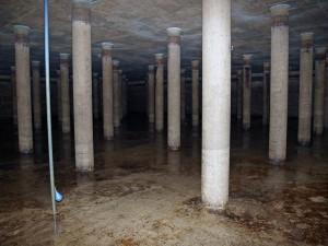 Waterbestendige installaties