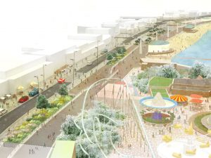 Southend-on-Sea SPONGE 2020 Pilot: City Beach