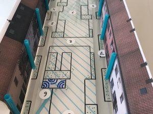 Co-creating a garden street