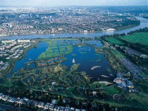Urban wetlands
