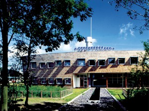 Rijkswaterstaat office in Terneuzen, The Netherlands