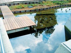 Installaties voor het gebruik van hemelwater in utiliteitsgebouwen